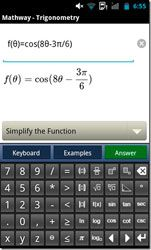 MathWay, app para Android que te ayudar con las matemáticas