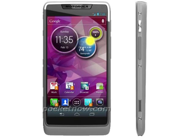 Primer smartphone Intel Medfield con Android 4.0 y de Motorola