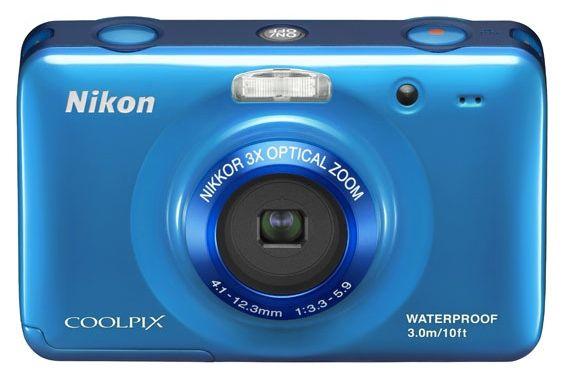 Nikon Coolpix S30, la cámara compacta a prueba de niños
