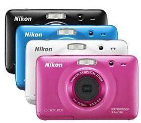 Nikon Coolpix S30, la cámara compacta a prueba de niños 35