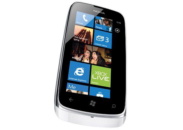 Nokia Lumia 610, bienvenidos a Windows Phone