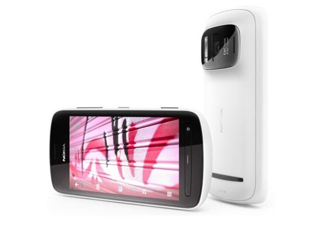 Nokia 808 Pureview, un smartphone Symbian con cámara de 41 megapixeles