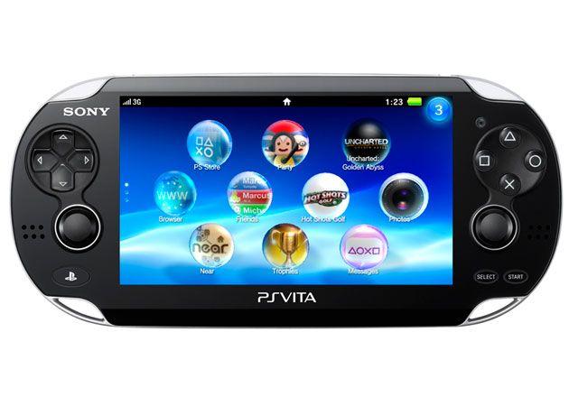 Comienza la scene de PS Vita