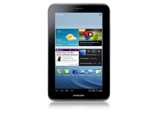Samsung Galaxy Tab 2, ahora con Android 4.0