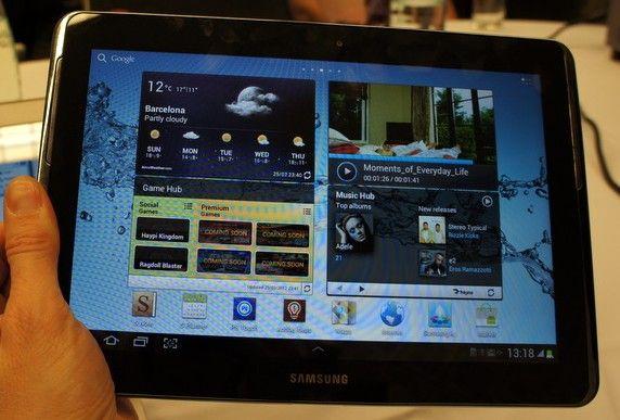 Samsung Galaxy Note 10.1 ya es oficial 31