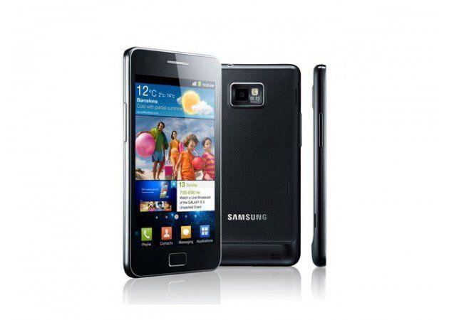 Samsung vende 20 millones del Galaxy S II
