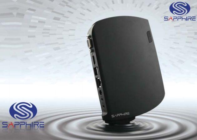 Sapphire Edge HD3, un mini-PC ligero, potente y económico