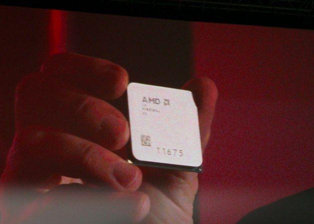 Rendimiento AMD Trinity ULV de 17W, mejor gráficamente que Ivy Bridge