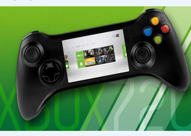 La próxima Xbox tendría un mando-tablet como la Wii U