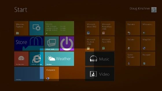 Accesibilidad en Windows 8