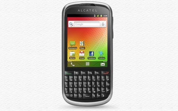 Alcatel One Touch 915, smartphone Android para todos los públicos