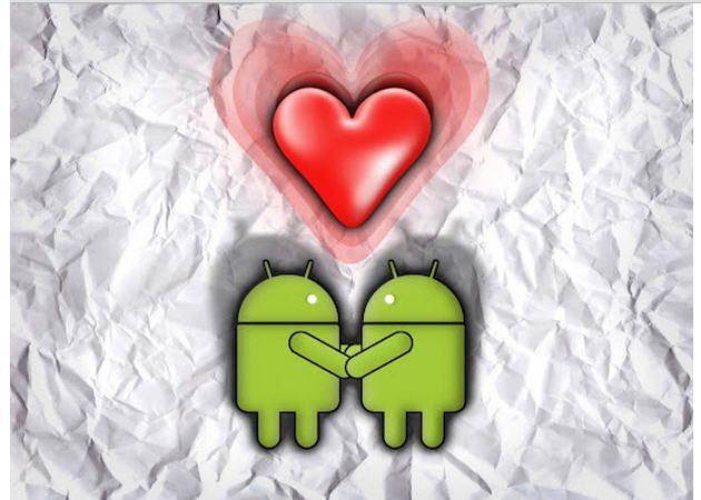 Los usuarios de Android, mejores para las primeras citas