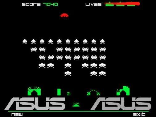 La garantía de ASUS no cubre ... ¡en caso de invasión extraterrestre!