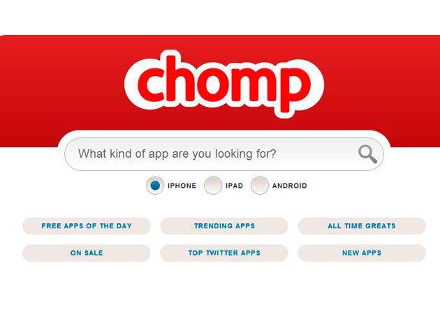 Apple compra Chomp para mejorar el sistema de búsquedas de la App Store 27