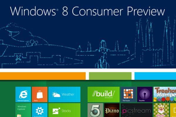 ¿Qué se espera de Windows 8 Consumer Preview?