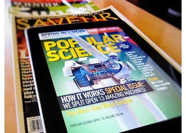 Las publicaciones digitales toman fuerza con Digital Publishing Suite de Adobe