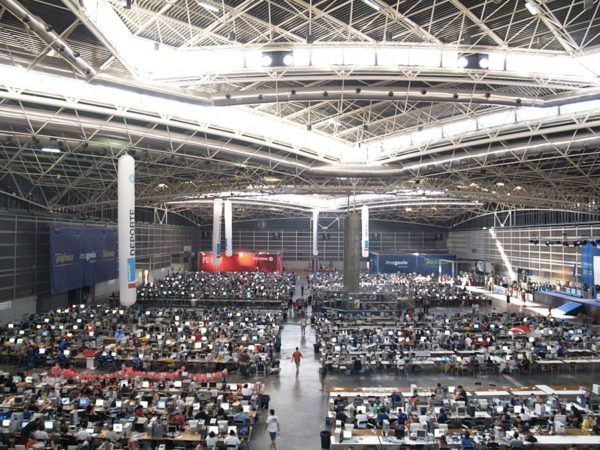 La crisis acaba con la Campus Party en Valencia