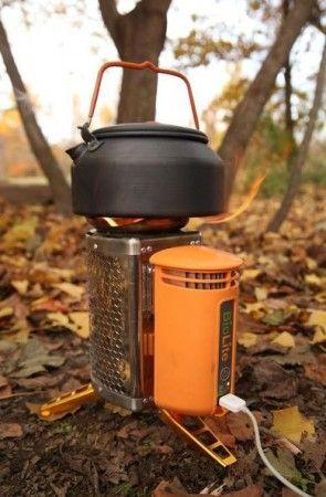 BioLite CampStove, la estufa portátil que carga tus gadgets 31