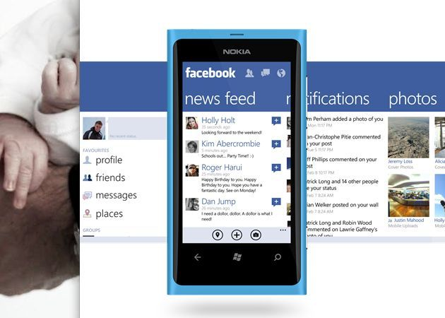 Microsoft renueva el cliente de Facebook para Windows Phone