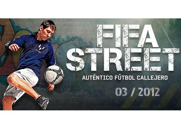 Así será FIFA Street