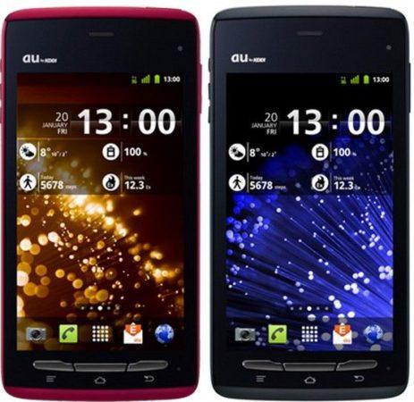 Fujitsu también quiere volver a traer smartphones a Europa