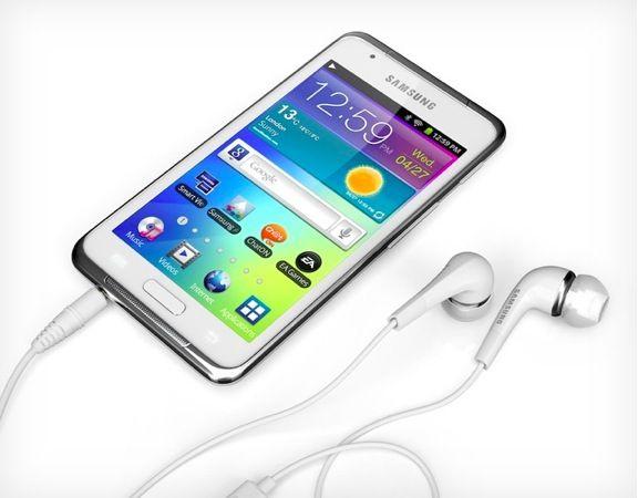 Samsung Galaxy S WiFi 4.2, más pantalla