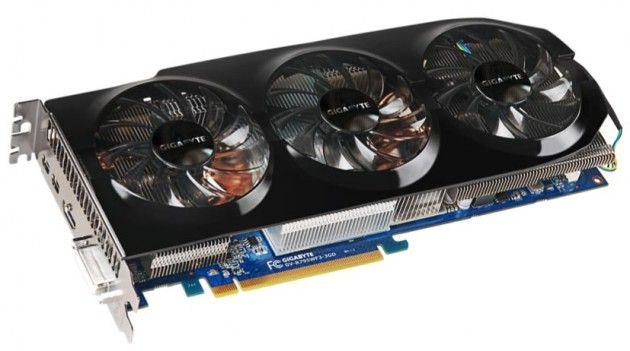 GIGABYTE Radeon HD 7950 3 GB GDDR5 WindForce 30