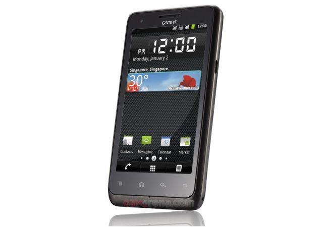 GIGABYTE GSmart G1355, smartphone dual-SIM en MWC 2012