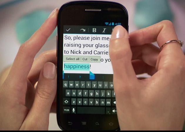 Google Docs en Android: colabora en tiempo real