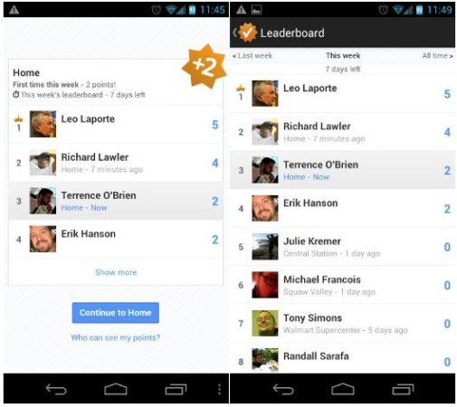 Google renueva Latitude para competir con Foursquare