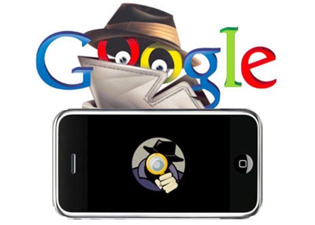 Google ha espiado a usuarios iPhone para mejorar la venta de publicidad