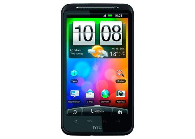 HTC anuncia los smartphones que se actualizarán a Android 4.0