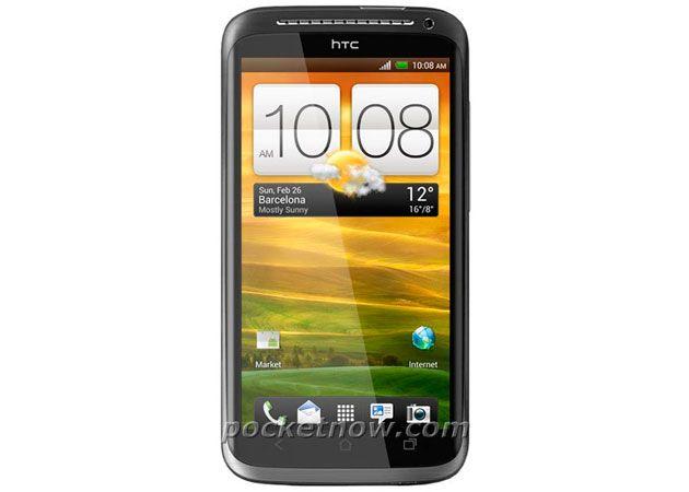 HTC One X, primera imagen filtrada