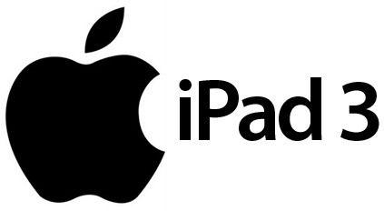 logo iPad 3