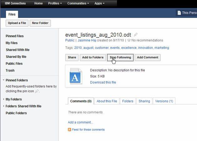 IBM Docs quiere rivalizar con Google Docs y Office 365 28