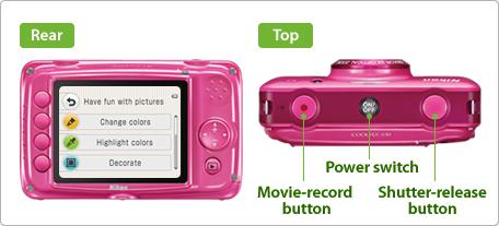 Nikon Coolpix S30, la cámara compacta a prueba de niños 34