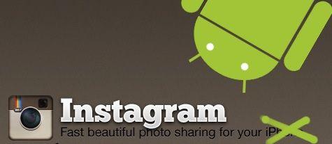 Instagram para Android casi listo