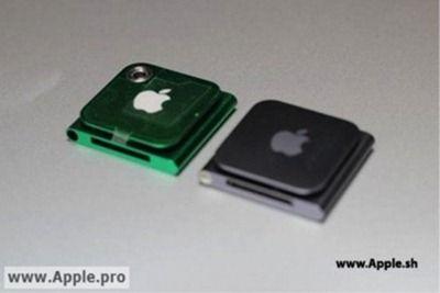 iPod nano 7G listo para marzo-abril con cámara de 1,3 Mpx 30