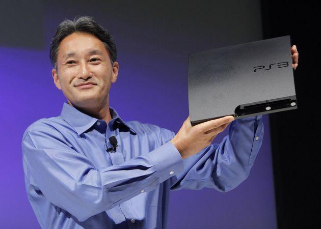 Confirmado: Kazuo Hirai es el nuevo presidente y CEO de Sony