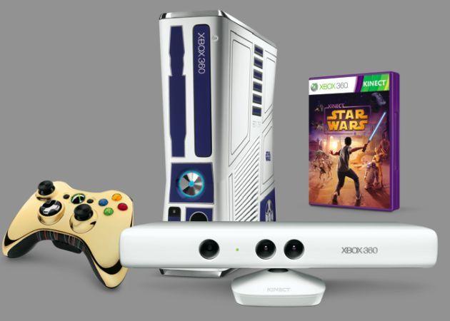 Conviértete en un caballero Jedi con Kinect Star Wars el próximo 3 de abril