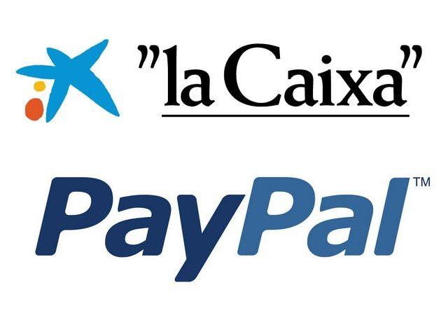 Cuentas inmediatas de PayPal asociadas a la Caixa