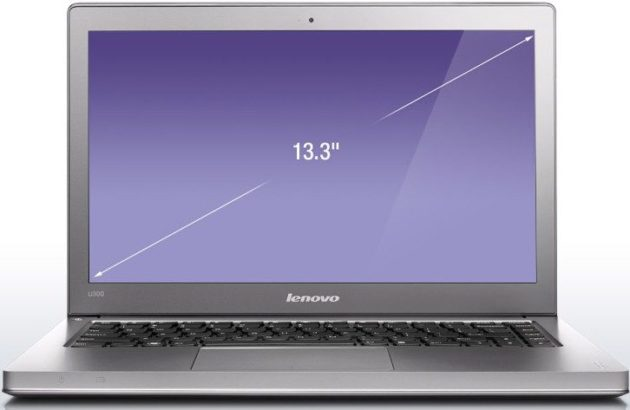 Ultrabook Lenovo IdeaPad U300e ya a la venta
