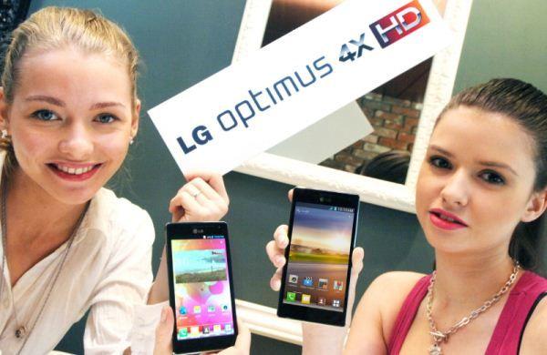 LG Optimus 4X HD, potencia coreana