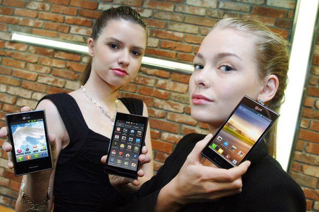 LG presenta sus nuevos móviles L-Style, Android y diseño todo en uno