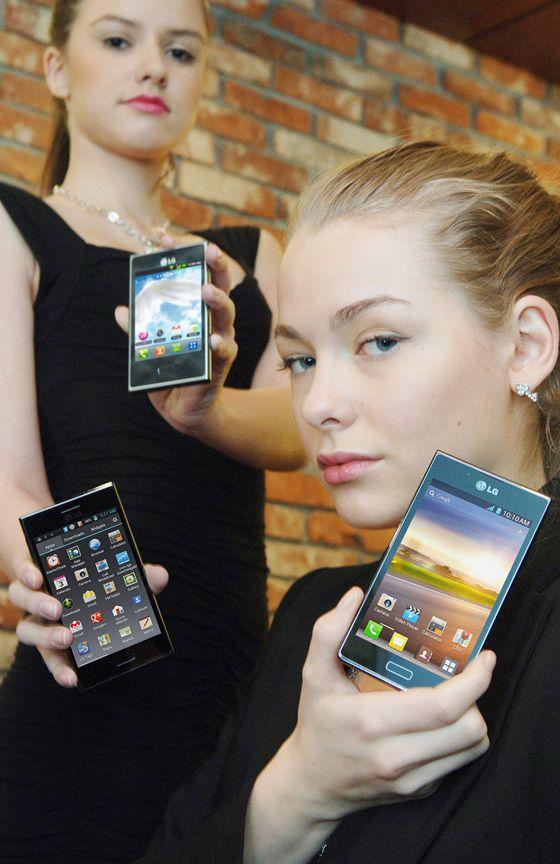LG presenta sus nuevos móviles L-Style, Android y diseño todo en uno 30