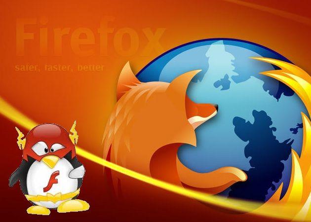 Adobe abandona el desarrollo del plugin Flash para Firefox en Linux
