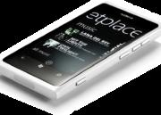 El blanco llega a Nokia Lumia 800 32