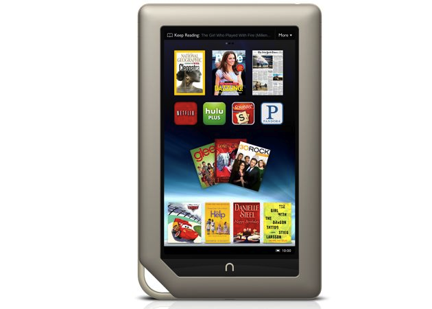 Nook Tablet 8 GB a 199 dólares, la competencia al Kindle Fire