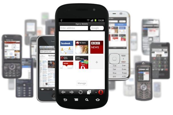 Opera Mini Next y Opera Mobile 12 llegan al MWC 28