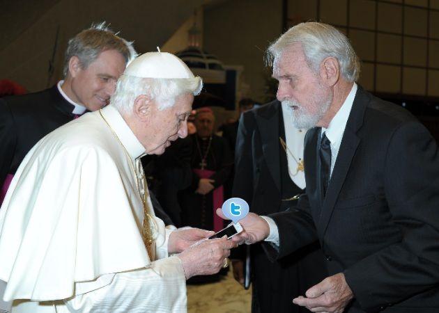El Papa twitteará sus discursos durante La Cuaresma